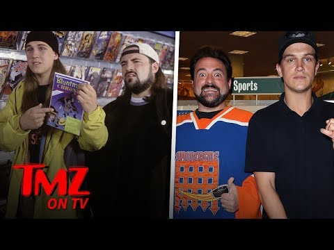 'Jay and Silent Bob' Star Says A Reboot Is In The Works | TMZ TV