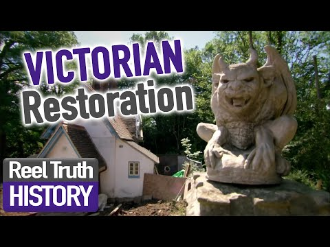Victorian Gate Lodge (Before and After) | Restoration Man | Full Documentary | Reel Truth History