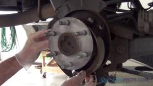 Parking Brake Shoe Replacement 20002013 Chevrolet Tahoe