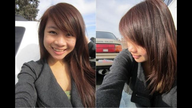 Light Ash Blonde Hair On Black
