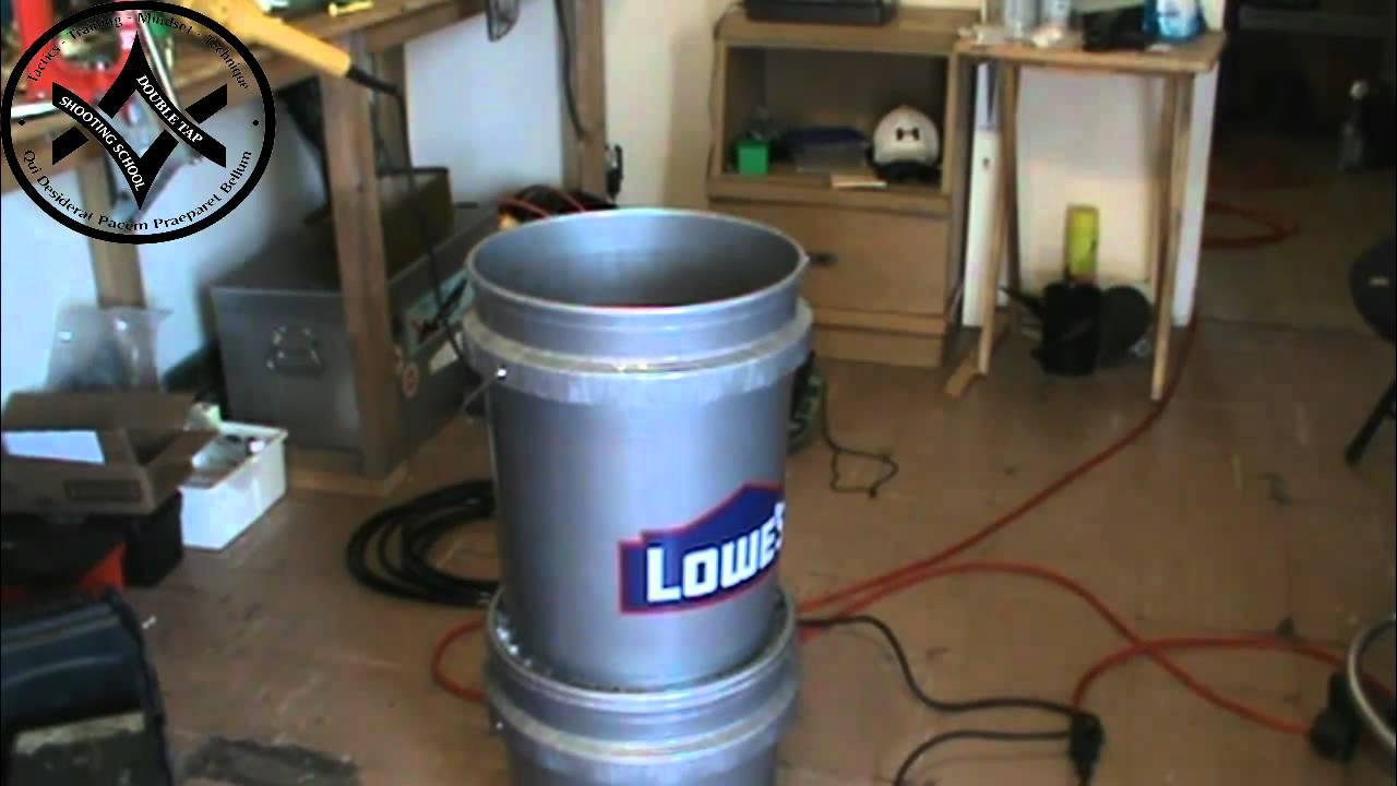 DIY Emergency 5 Gallon Water Filter / Filtration System
