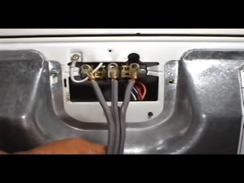 3 Prongs Power Cord Installing Whirlpool 29 Inch Electric