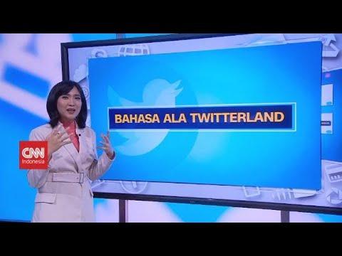 Bahasa Ala Twitterland