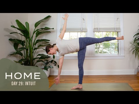 Home - Day 29 - Intuit  |  Yoga With Adriene
