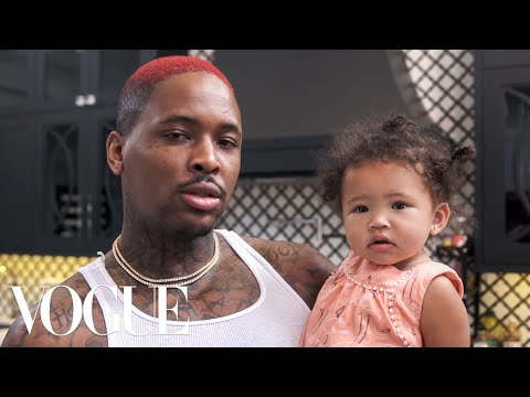24 Hours of Non-Stop Hustle with Rapper YG | Vogue