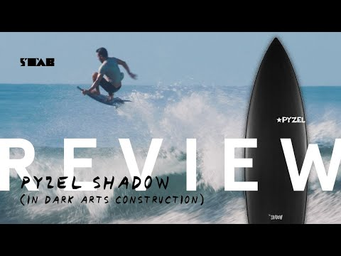 One Pumping Session On A Full Carbon Surfboard | Pyzel Shadow x Dark Arts Construction