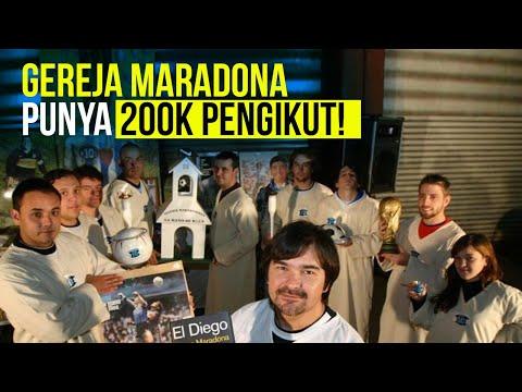 Keabadian Diego Maradona untuk Para Fans dan Pengikutnya, RIP Legend!