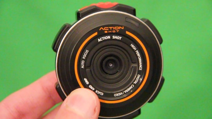 Action Shot Camera Review. A Digital Video Camera System ...