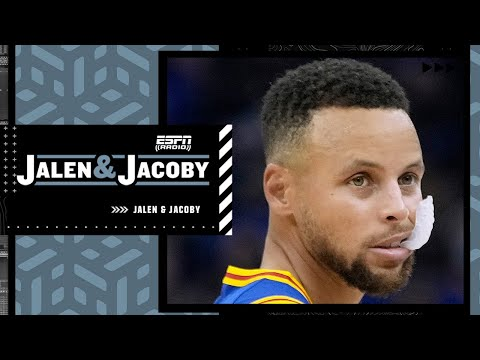 That's being the greatest shooter we've seen - Jalen Rose on Steph Curry's 45 PTS   Jalen & Jacoby