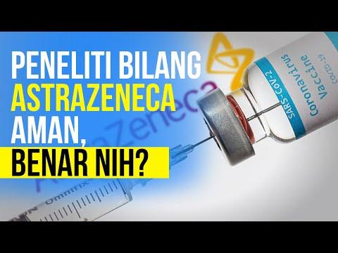 BNPB   Peneliti Bilang AstraZeneca Aman, Benar Nih?