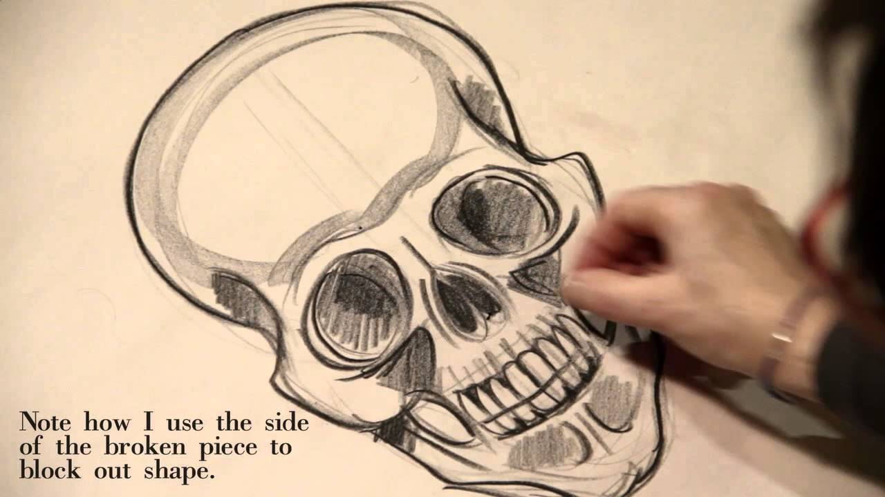 displaying 19 gt images for sugar skull drawings step by step