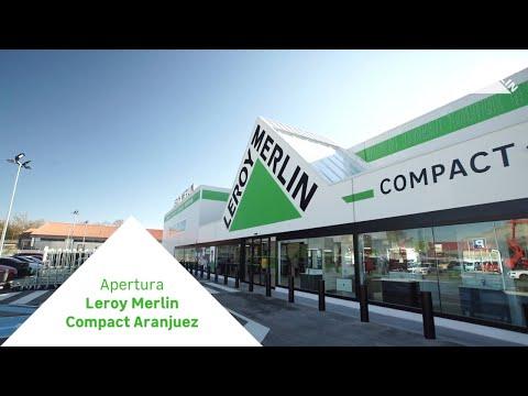 Apertura Leroy Merlin Aranjuez (Leroy Merlin)