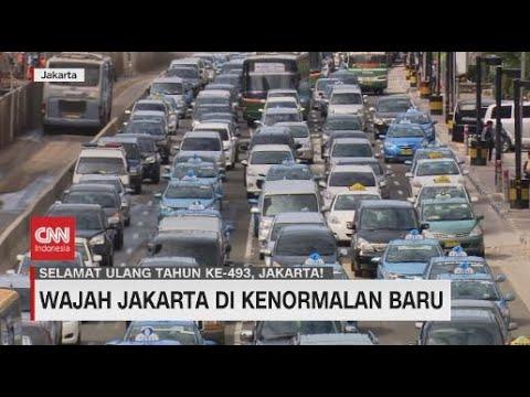 Wajah Jakarta di Kenormalan Baru