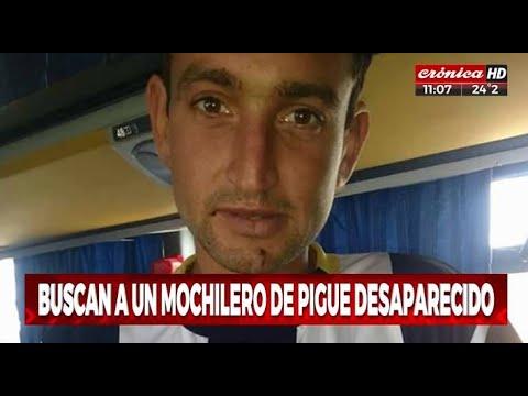 Mochilero argentino se fue de viaje y nunca volvió