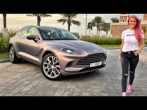 Aston Martin's First SUV!