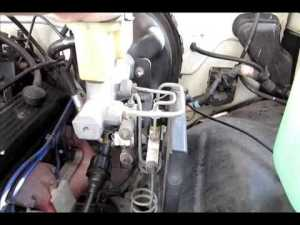 Silverado, Sierra, 8898 Rear abs brake delete Chevy GMC