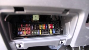 Volkswagen Jetta 2012 Fuse box location  YouTube