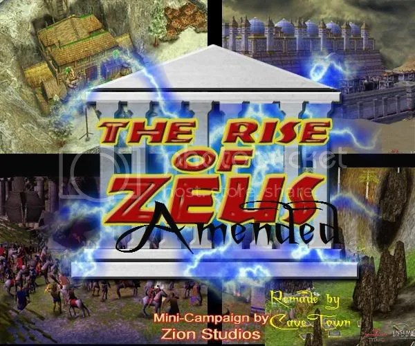 age of mythology Rise of zeus by cavetown and Swift sampson