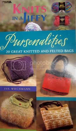 purse pattern book