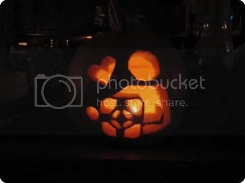 companion cube pumpkin