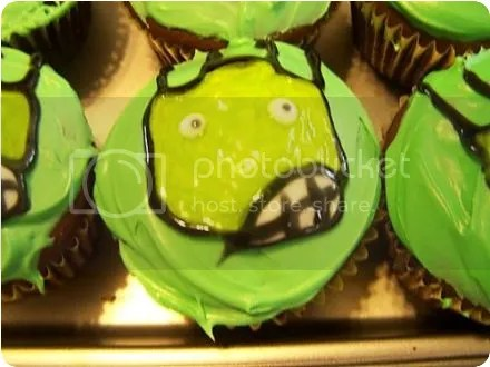 mister chief cupcakes