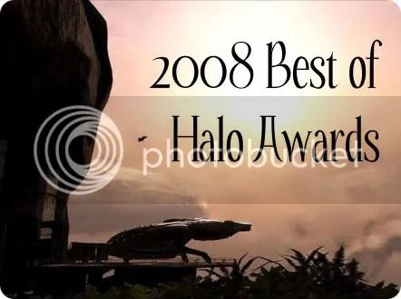 2008 best of halo awards
