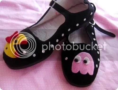 pac-man shoes