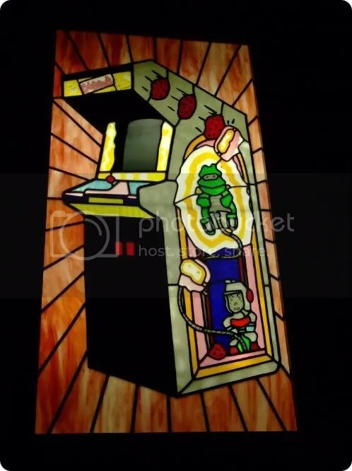 digg dugg stained glass