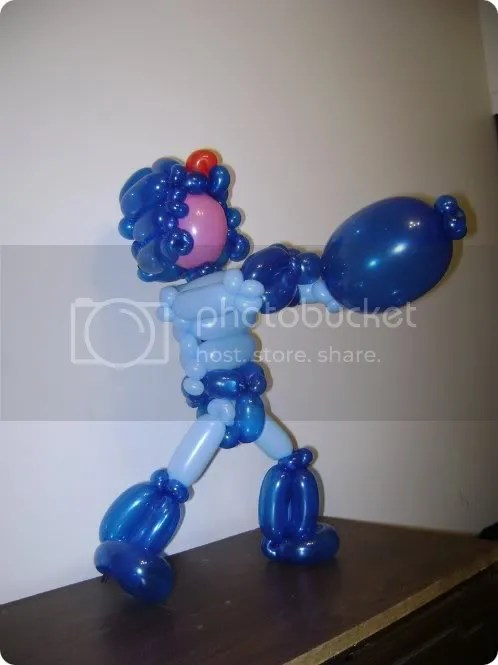 mega man balloon