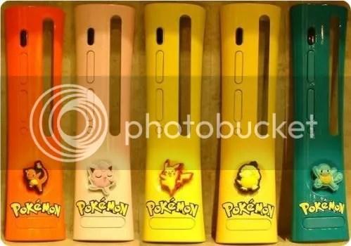 pokemon faceplates