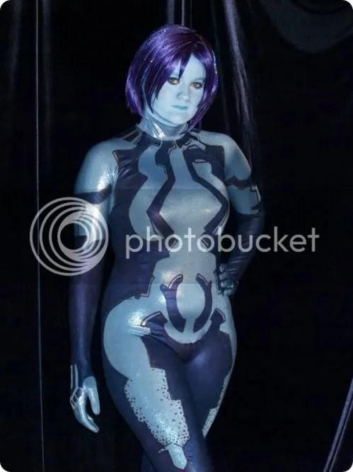 cortana cosplay