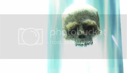 Halo 3 Screenshot Skull