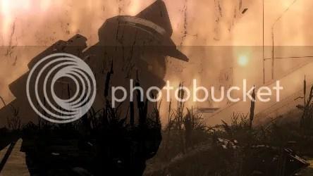 Halo 3 Screenshot Mark V Plants Grass