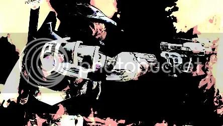 Halo 3 Screenshot Mark VI Magnum