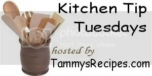 kitchen tip tuesdays
