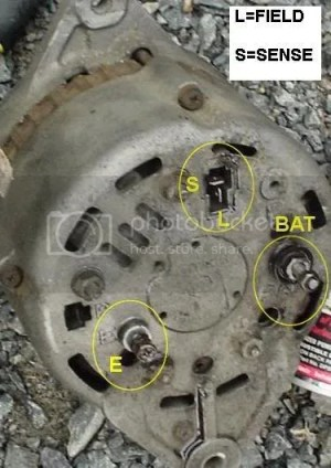 94amp ACDelco Alternator Swap Details  Ignition and Electrical  HybridZ
