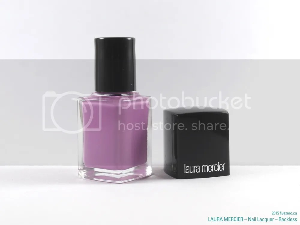 Laura Mercier Nail Lacquer in Reckless