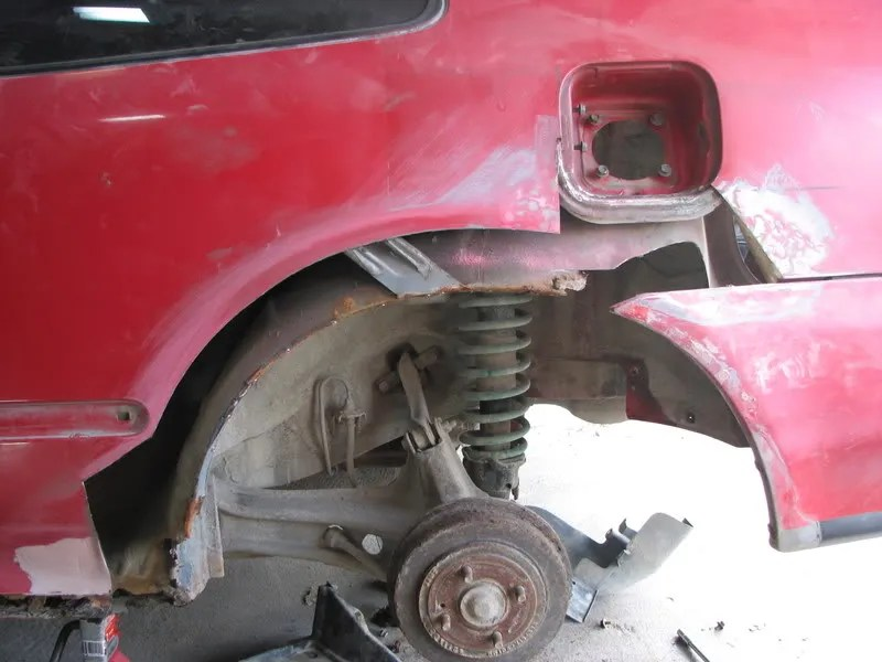 Honda Inside 1991 Accord