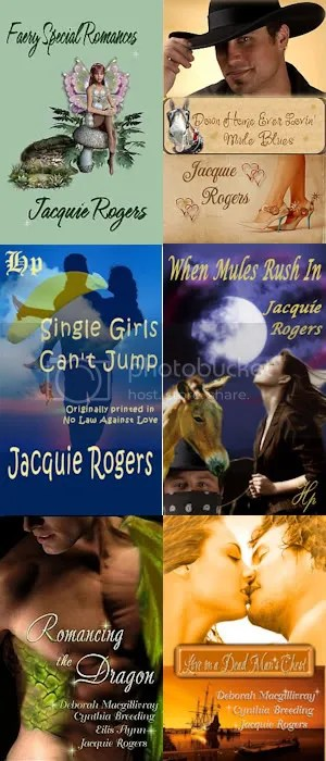 Jacquie Rogers Books