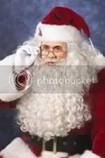 Socrates as Santa