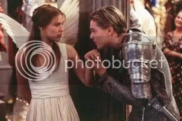 Romeo+Juliet, fotogramma