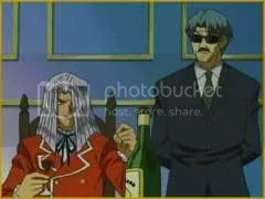 Image result for yugioh pegasus drinking wine