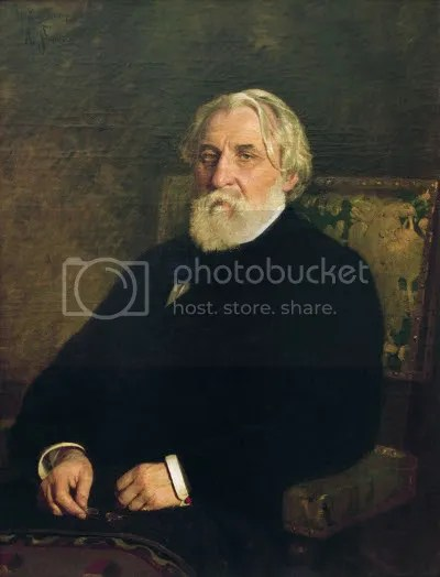 Ivan Turgenev, 1818-1883