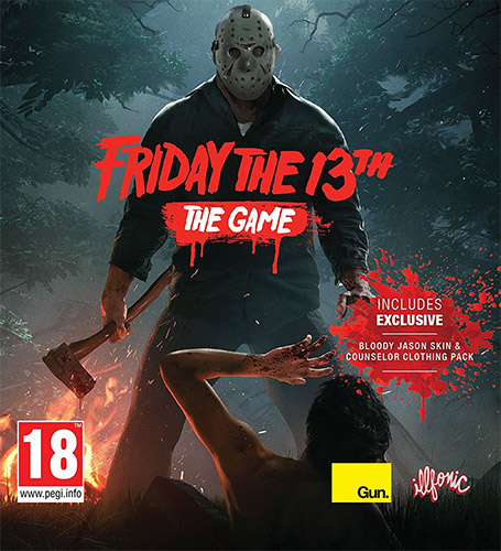 Friday the 13th: The Game (2017) PC Game Full Download Repack For Free[3.30GB] , Friday the 13th: The Game Highly Compressed PC Game Download For Free , Available in Direct Links and Torrent.