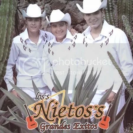Los Nietos de Sinaloa_Discografia