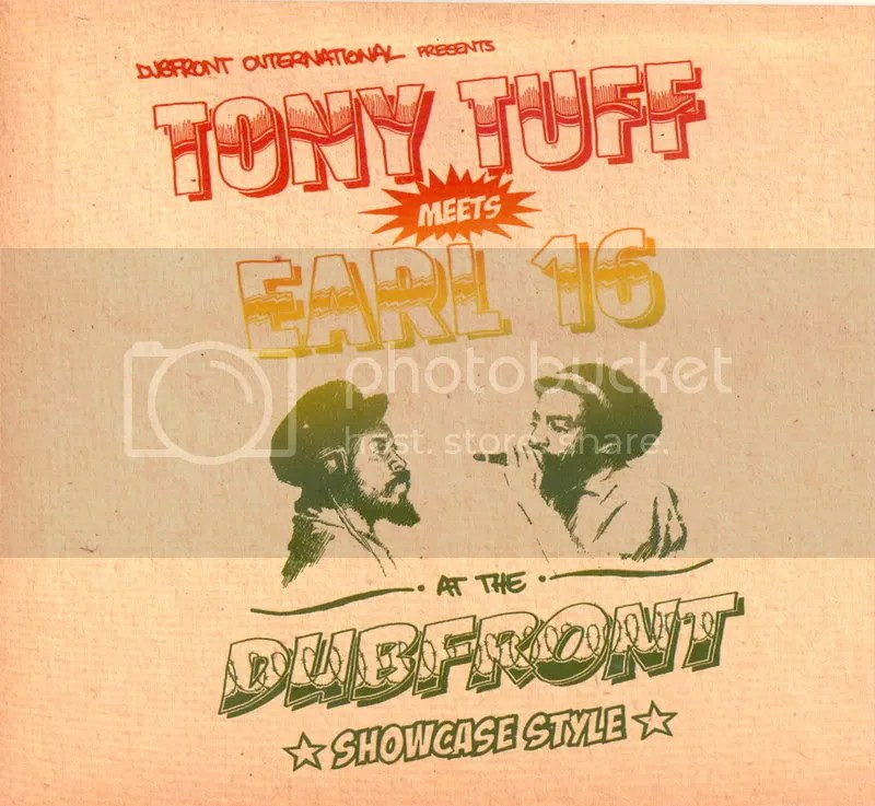 Tony Tuff Reggae In City