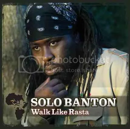 Solo Banton – Walk Like Rasta 2010 Reality Shock Records