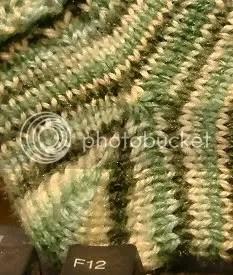 Infant Sock Detail