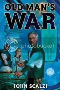 Old Man's War copertina libro