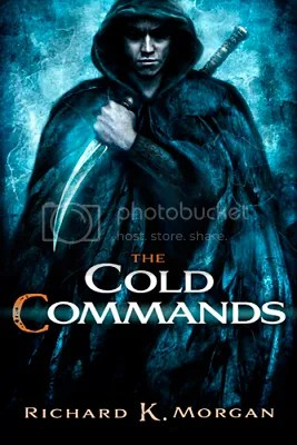 The cold commands copertina